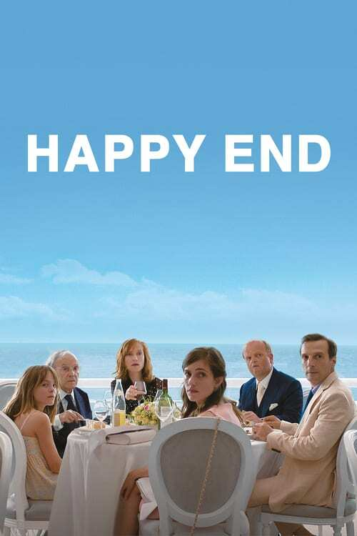 movie cover - Happy End