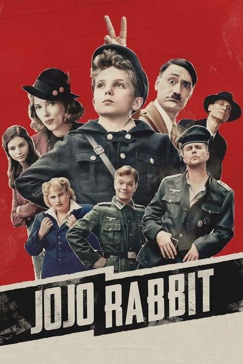 movie cover - Jojo Rabbit