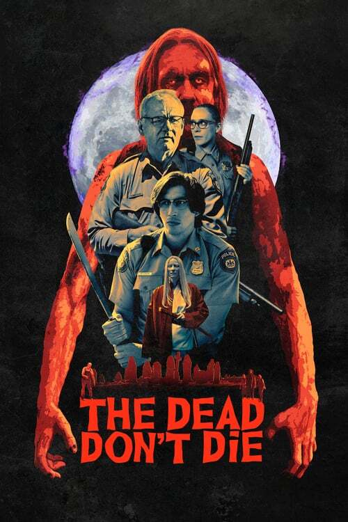 movie cover - The Dead Don