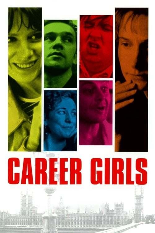 movie cover - Career Girls