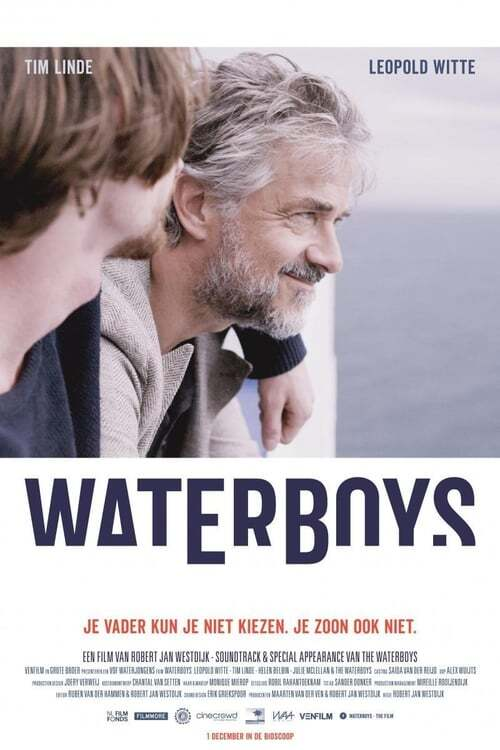 movie cover - Waterboys