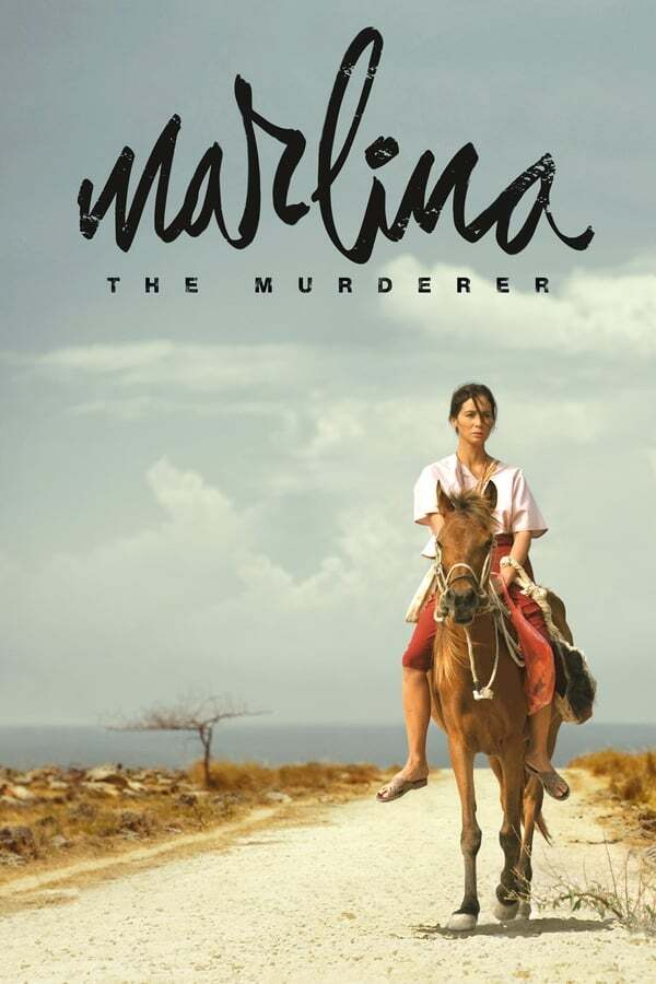 movie cover - Marlina the Murderer