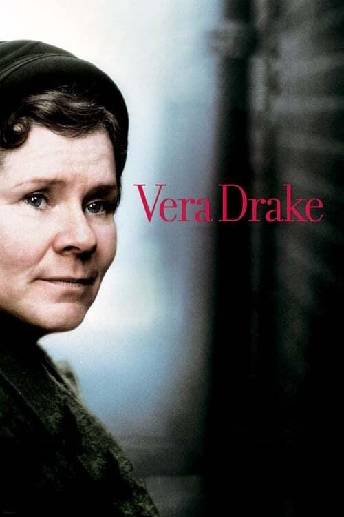 movie cover - Vera Drake