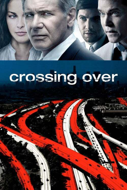 movie cover - Crossing Over