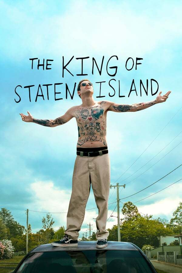 movie cover - The King of Staten Island