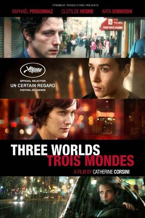 movie cover - Trois Mondes