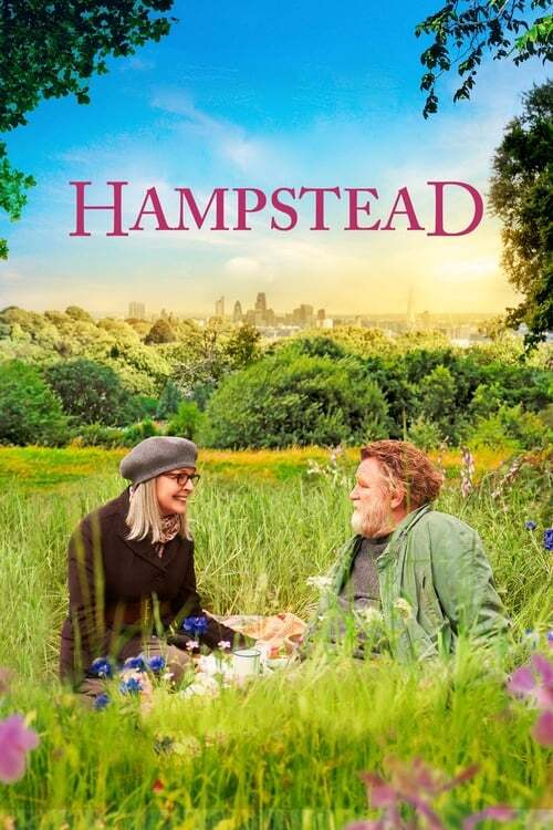 movie cover - Hampstead