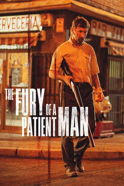 movie cover - The Fury of a Patient Man