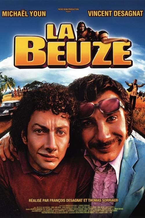 movie cover - La Beuze