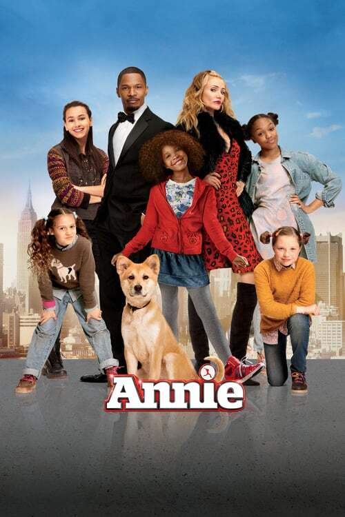 movie cover - Annie