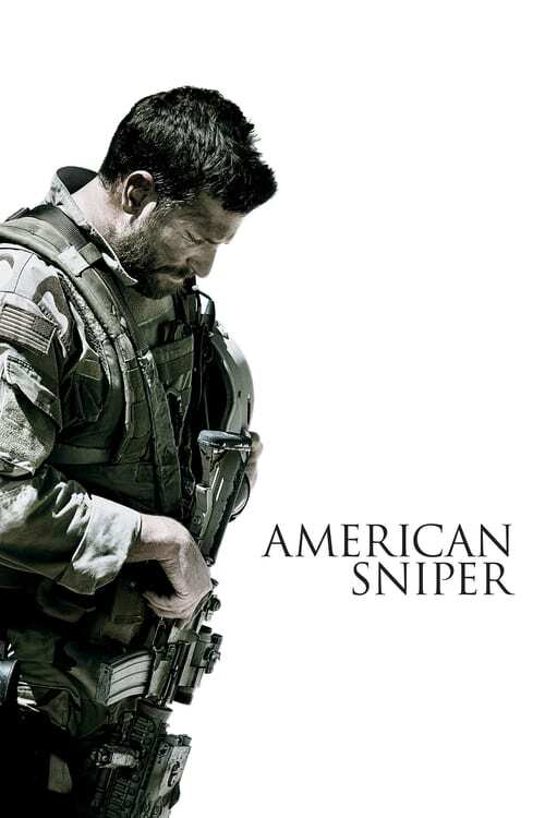 movie cover - American Sniper