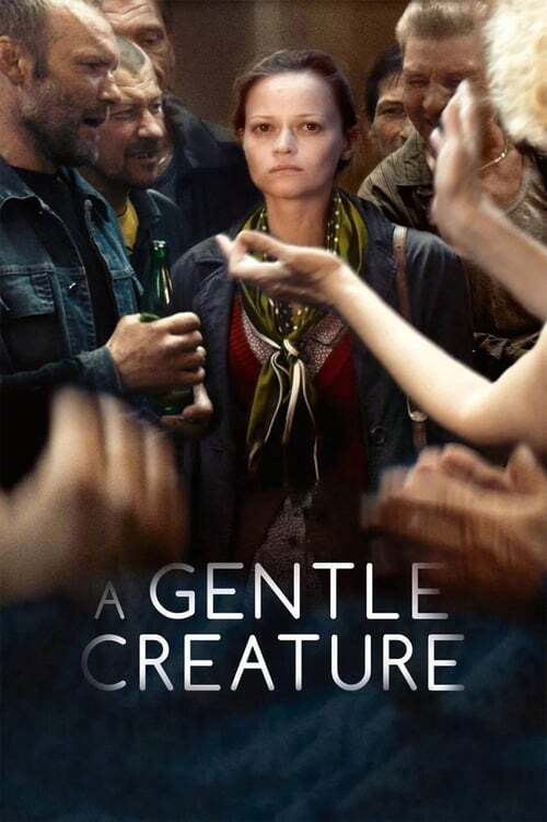 movie cover - A Gentle Creature