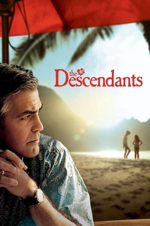 movie cover - The Descendants