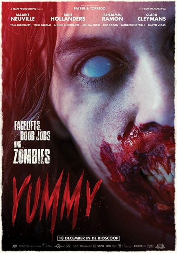 movie cover - Yummy