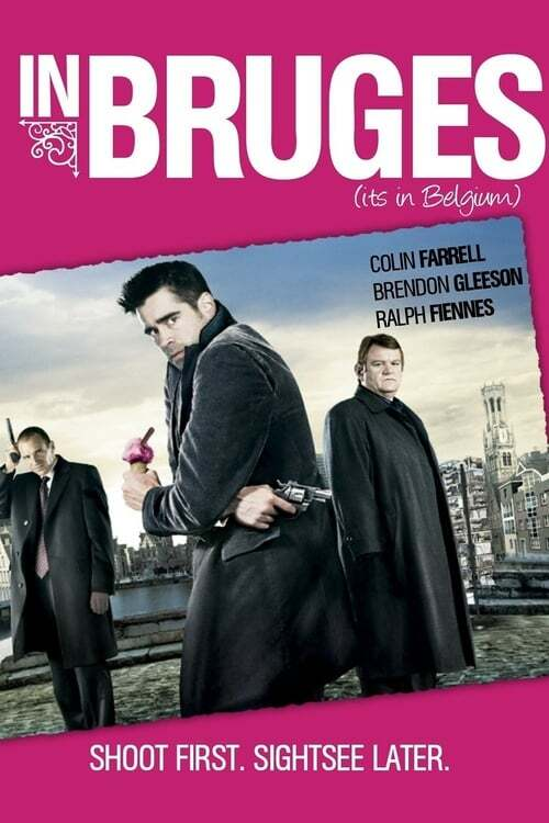 movie cover - In Bruges
