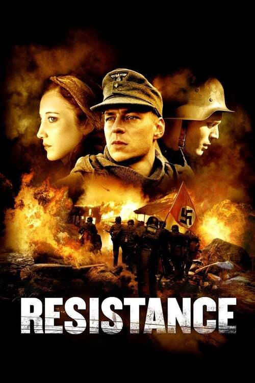 movie cover - Resistance