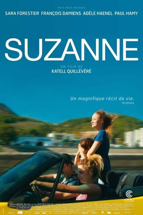 movie cover - Suzanne