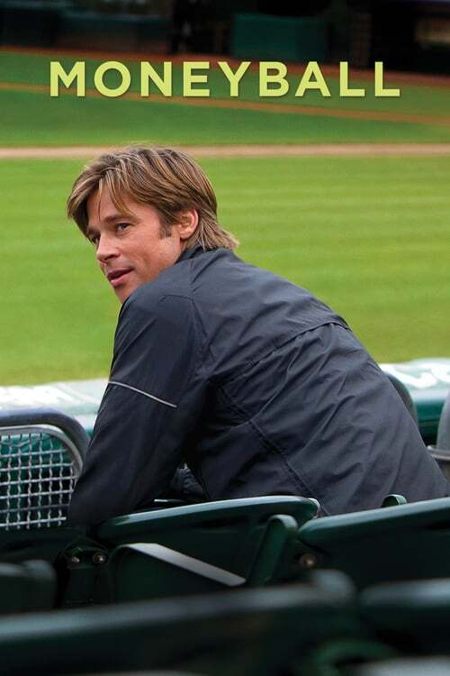 movie cover - Moneyball