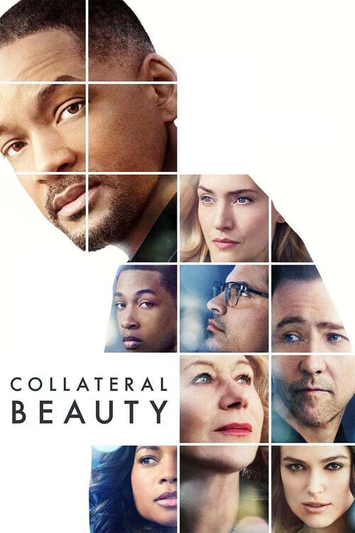movie cover - Collateral Beauty