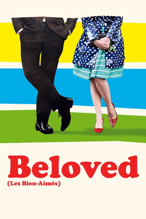 movie cover - Les Bien-Aimés