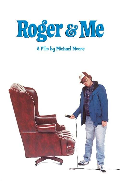 movie cover - Roger And Me