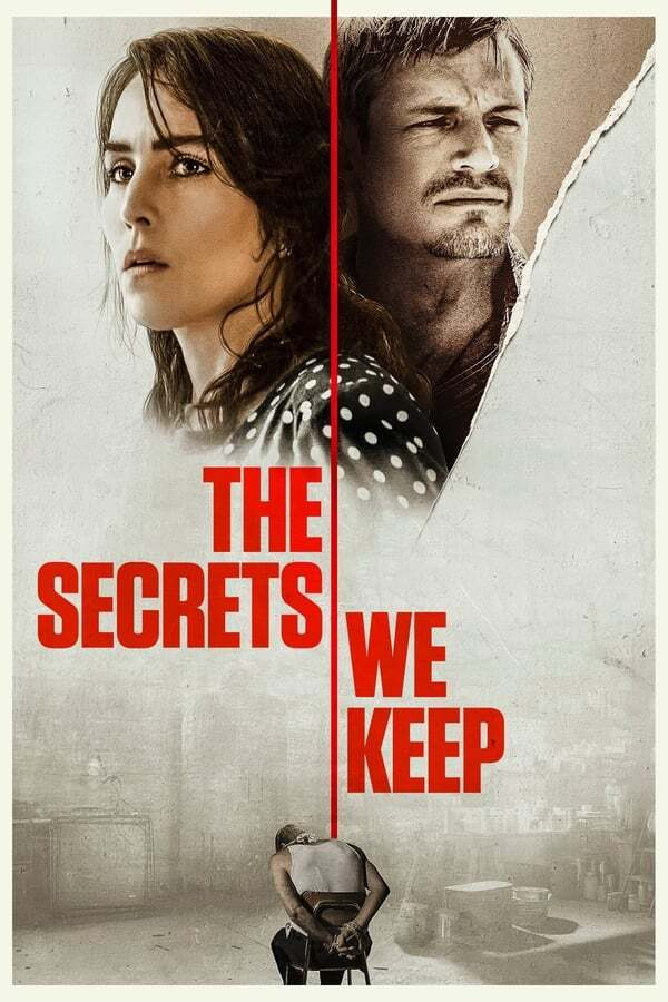 movie cover - The Secrets We Keep