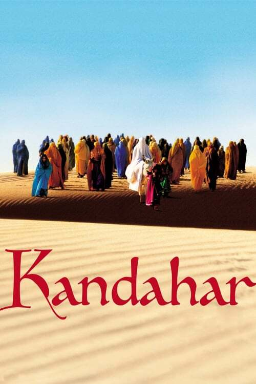 movie cover - Kandahar
