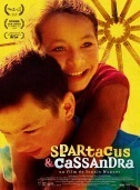 movie cover - Spartacus & Cassandra