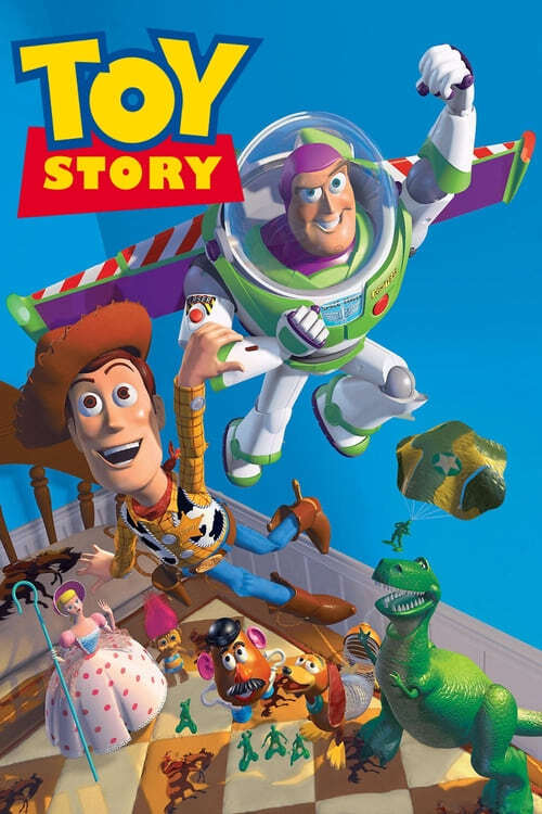 movie cover - Toy Story
