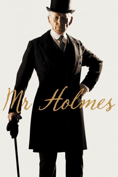 movie cover - Mr. Holmes