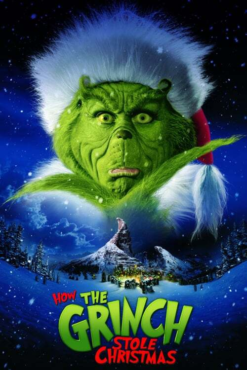 movie cover - How The Grinch Stole Christmas