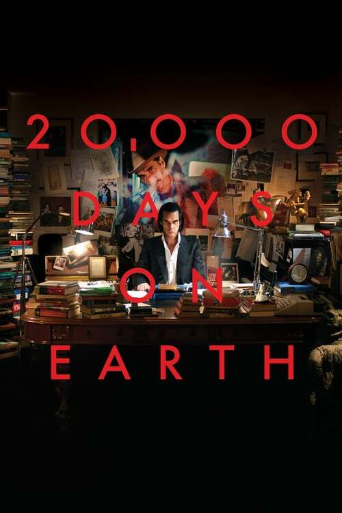 movie cover - 20,000 Days On Earth