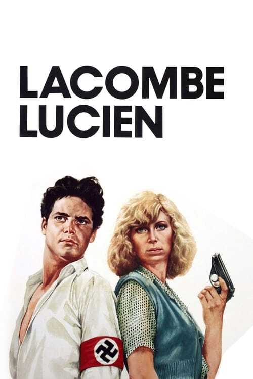 movie cover - Lacombe Lucien