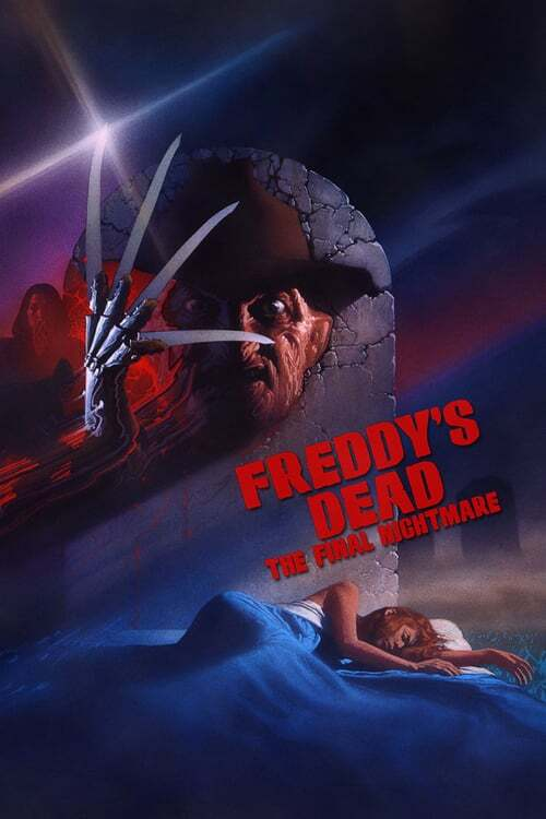 movie cover - Freddy