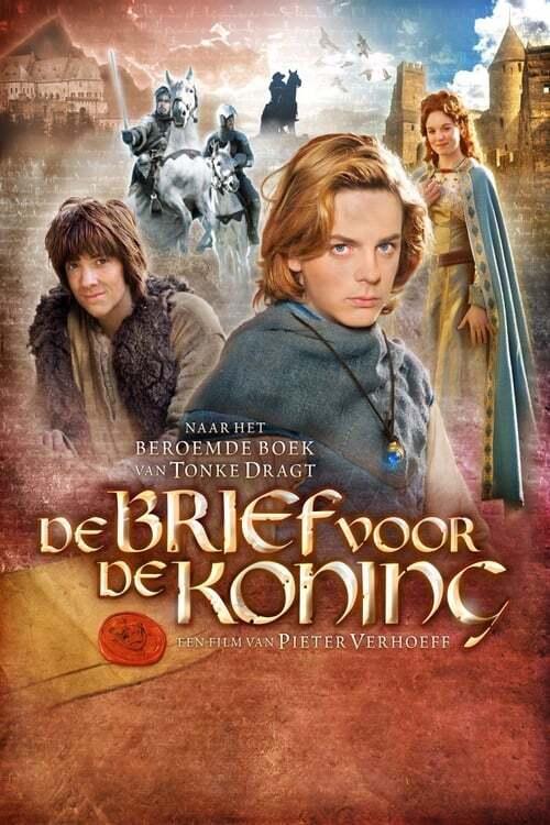 movie cover - De Brief Voor De Koning