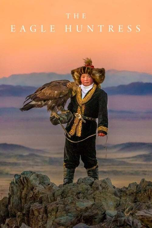 movie cover - The Eagle Huntress