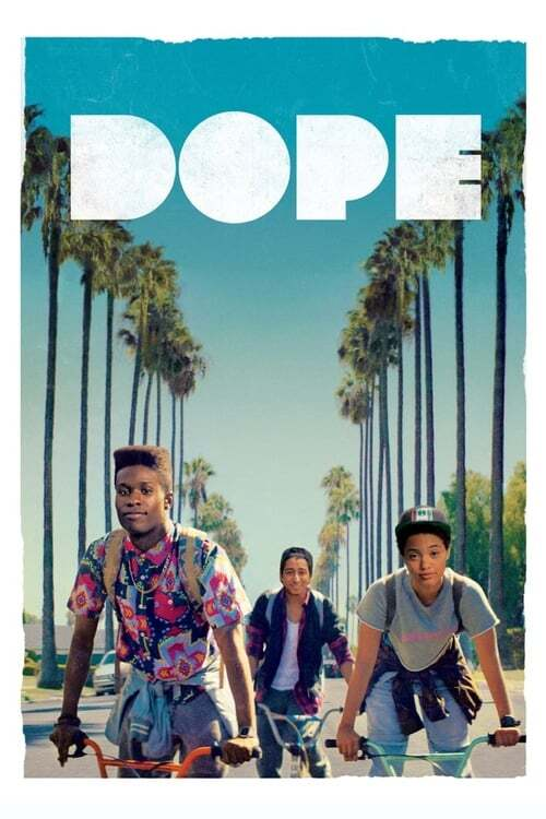 movie cover - Dope