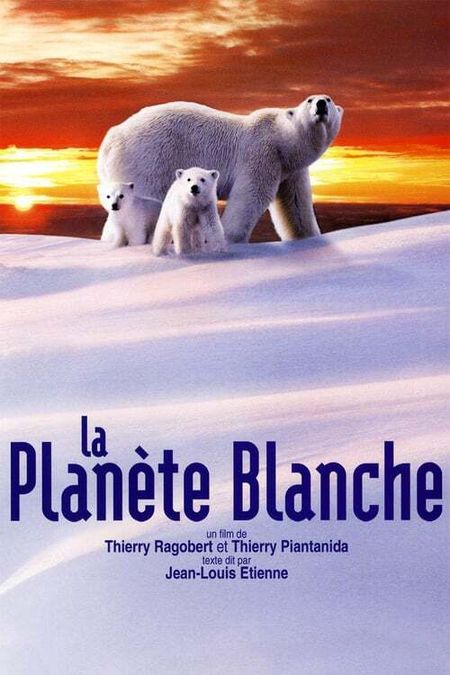 movie cover - The White Planet