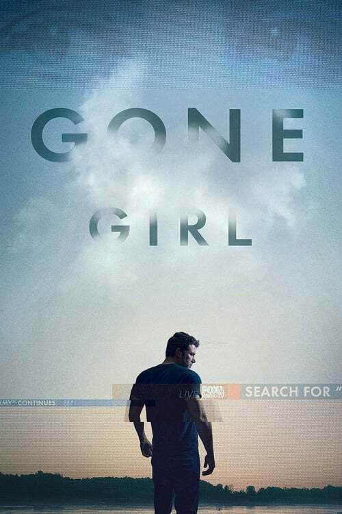 movie cover - Gone Girl