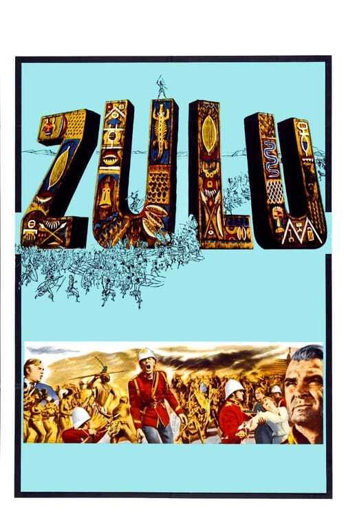 movie cover - Zulu