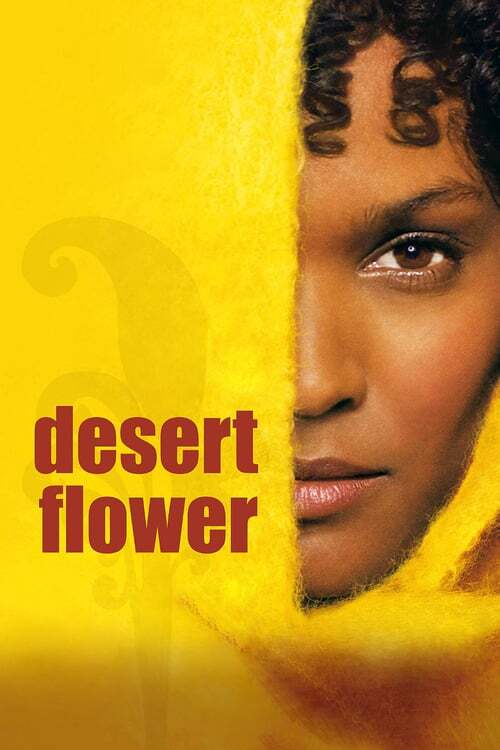 movie cover - Desert Flower
