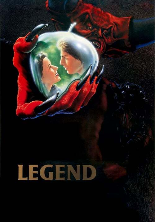 movie cover - Legend