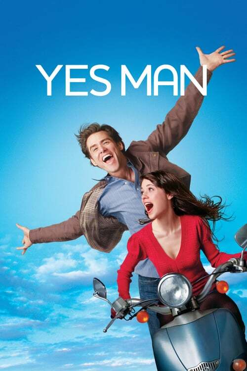 movie cover - Yes Man
