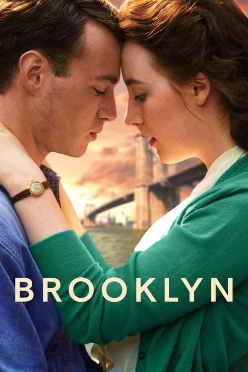 movie cover - Brooklyn