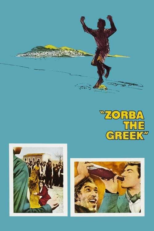 movie cover - Zorba The Greek