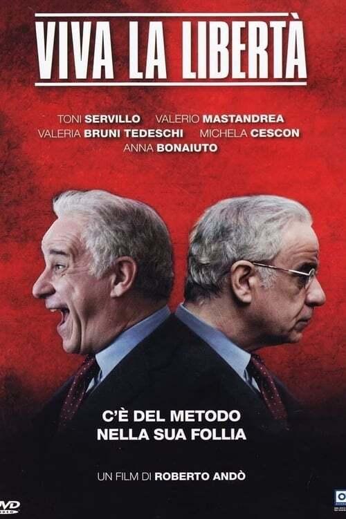 movie cover - Viva La Libertà