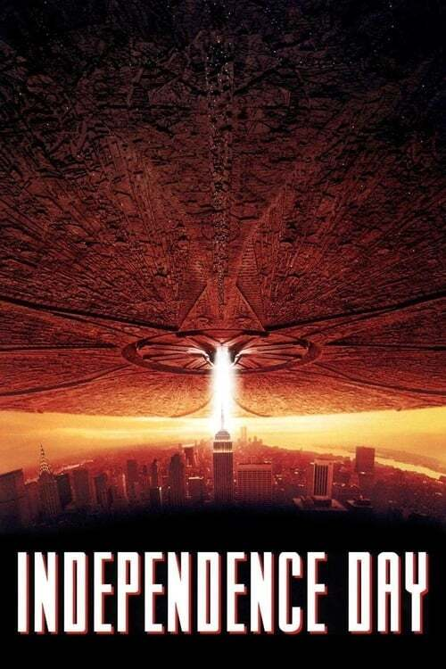 movie cover - Independence Day