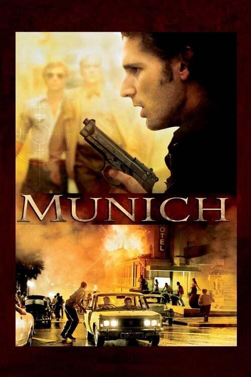 movie cover - Munich