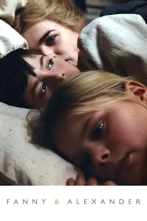 movie cover - Fanny & Alexander