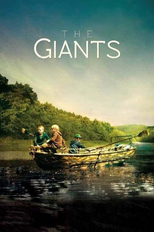movie cover - Les Géants